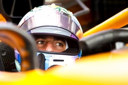 Wette wird eingelöst: Ricciardo darf in Austin NASCAR-Auto fahren
