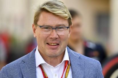 Häkkinen tritt beim Race of Champions 2022 an und bildet Team mit Bottas