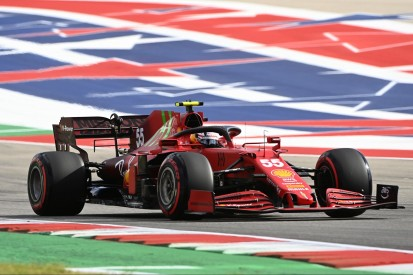 Carlos Sainz befürchtet: Für das Rennen auf dem falschen Startreifen