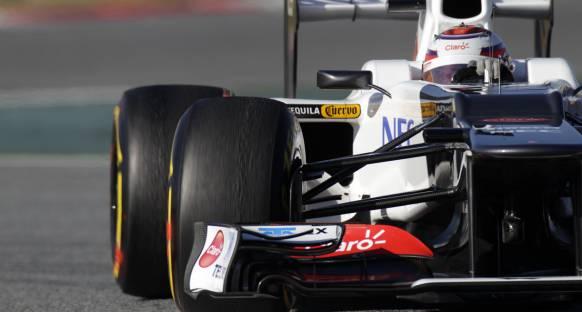 Barselona'da son günün en hızlısı Kobayashi