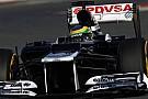 Senna: Yavaş virajlarda zayıfız