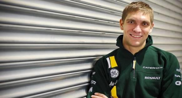 Vitaly Petrov, Trulli'nin yerine Caterham'da