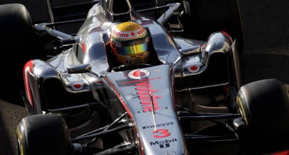 'Hamilton MP4-27'de hayal kırıklığı yaşadı'