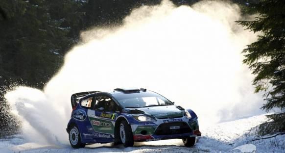 wrc: Latvala İsveç'e hızlı başladı