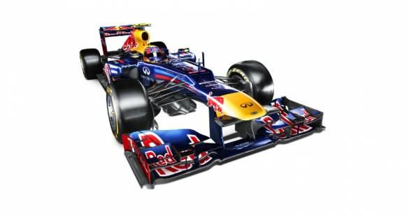 Red Bull'un yeni savaşçısı: RB8