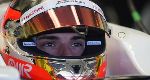 Bianchi Force India'nın yedek pilotu oldu