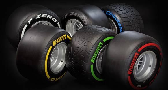 Pirelli lastik işaretlerini değiştirdi