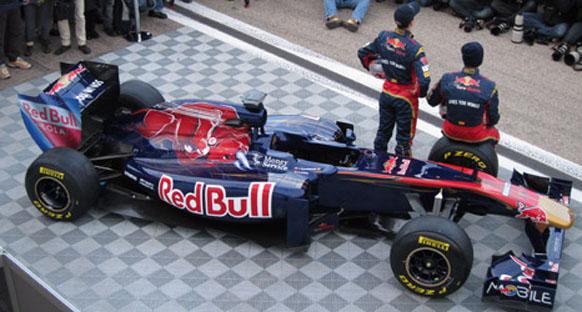 Toro Rosso: TR7 jerez'de hazır olacak