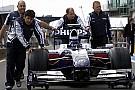 Williams 2012'de büyük çıkış yapacak