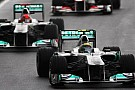 Rosberg Williams'taki döneminden dert yandı