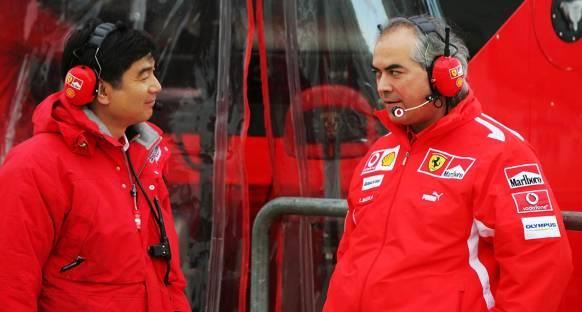 Ferrari yeni lastik uzmanını buldu