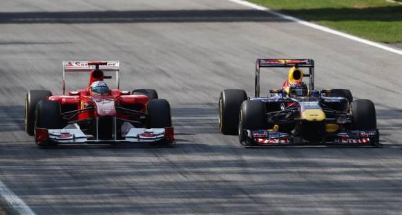 'Ferrari ve Red Bull Concorde'u imzaladı'