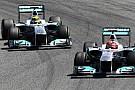 Rosberg: İlk testi kaçırmak Mercedes'i etkilemeyecek