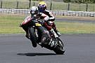 Webber MotoGP motosikletinde