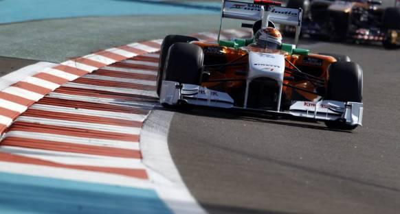 Force India: Artık altıncılık cepte