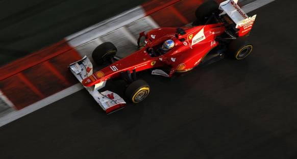 Alonso temiz taraftan start alacağı için umutlu