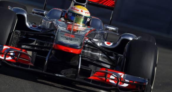 Abu Dabi Grand Prix 2011 Cumartesi antrenmanları - Hamilton zirveyi sevdi