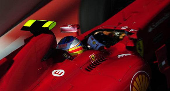 Alonso: 2011 Ferrari için felaket değil