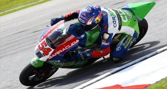 Moto2 Malezya'da Sofuoğlu 19. cepte, Bradl mutlu sona yakın