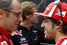 Domenicali: Alonso Vettel'i kabul eder