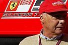 Lauda: Vettel F1'de Schumi'nin başarılarını geçebilir