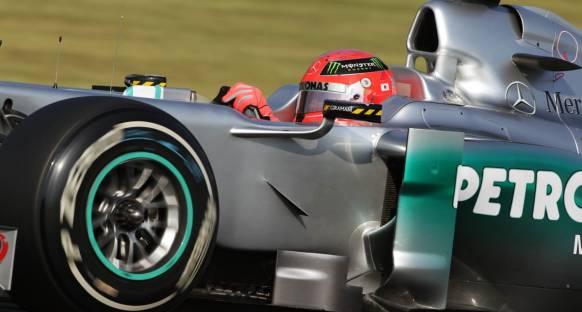 Schumi: Vettel'in şampiyonluğundan gurur duyuyorum