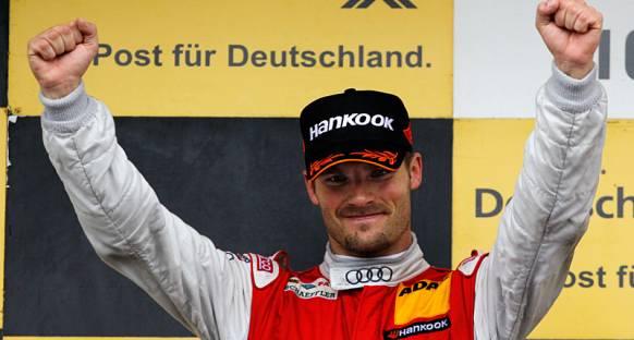 DTM 2011 sezonunda şampiyon Tomczyk