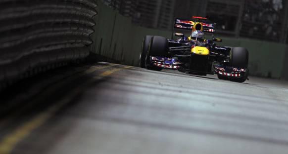 Vettel: Yarışı kontrollü şekilde tamamladım