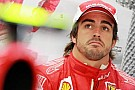 Alonso: Lastik aşınması Ferrari için avantaj olabilir