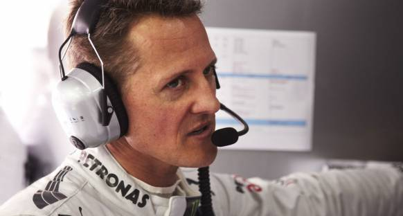 Schumacher'den Button'a övgü