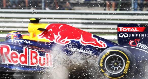 Webber: 'Şampiyonluk yarışı bitti'