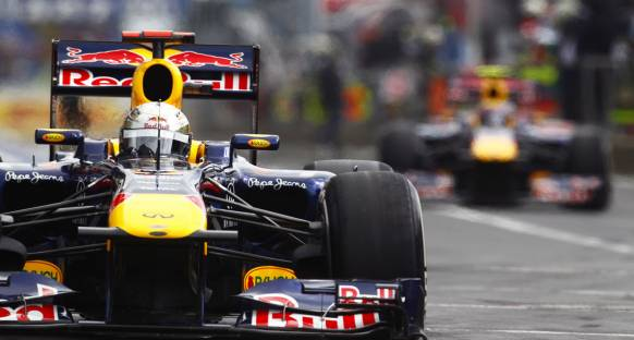 Vettel: Şampiyonluk garanti değil