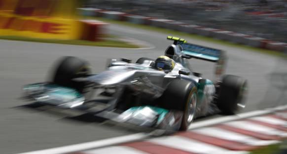 Rosberg Monza'da rekabetçi olabiliriz