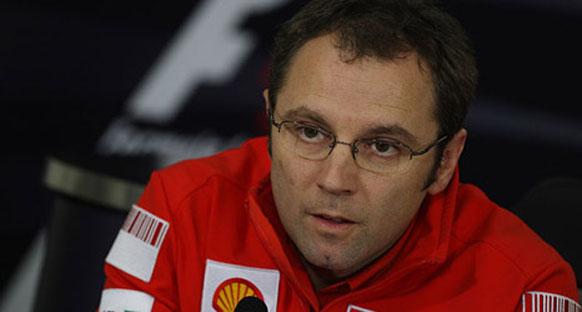 Ferrari Eylül'den itibaren 2012'ye yoğunlaşacak