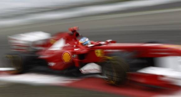 Alonso ve Ferrari 'saldırı' moduna geçmeye hazır