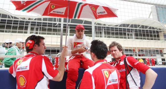 Massa: Hamilton sürpriz yaptı