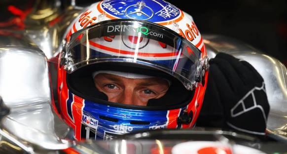 Button: Nurburgring'de kazanmak isterim