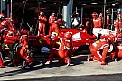 Massa: Ferrari ikinci yarıda çok güçlü olacak