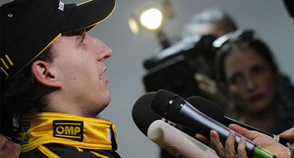 Kubica: 2012'de sezon başında gridde olurum