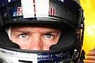 Vettel ilk çizgide başlamaktan mutlu