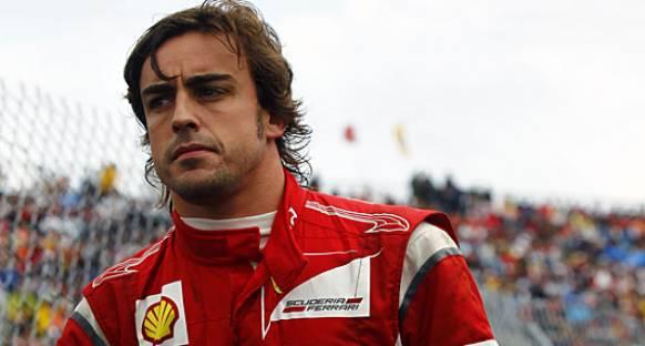 Alonso: Vettel'le puan farkı kapatılabilir