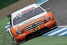 McLaren test pilotu Paffett DTM'de devam edecek