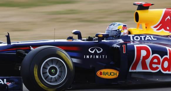 Vettel bu sezon hiç en hızlı turun sahibi olmadı
