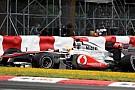 Hamilton: Button beni duvara sıkıştırdı