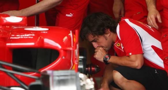 Alonso: Yarın favori Red Bull
