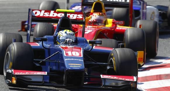 Monako yarış hakemleri GP2 pilotlarını eleştirdi