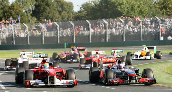 Avustralya: Ecclestone'la sıkı pazarlığa oturacağız