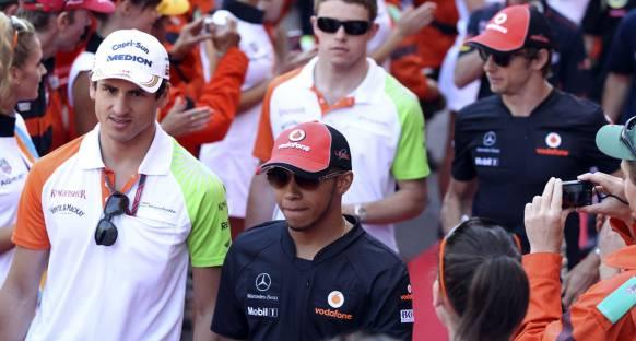 Whitmarsh: Lewis McLaren'da kalmak istiyor