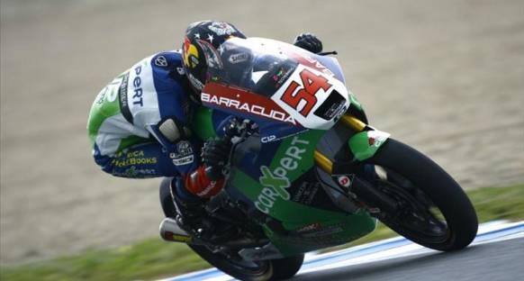 Kenan Jerez sıralama turlarında 12. oldu