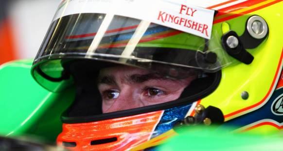 Di Resta: İlk yarış için gayet iyiydi